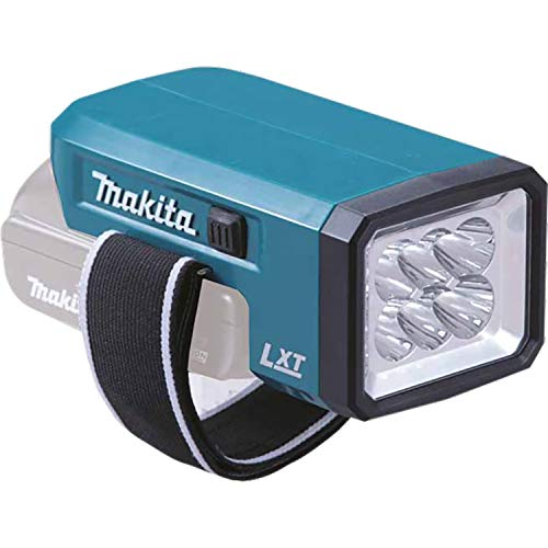 Makita DML186 18V Li-Ion LXT LED Flashligth - Batteries and Charger Not Included Green