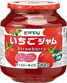 いちごジャム 780g /カンピー(6本)