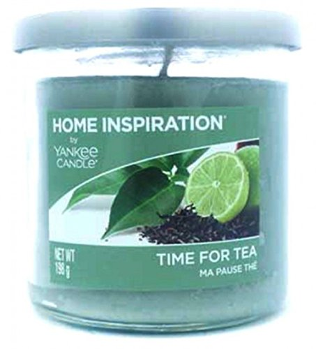 Yankee Candle Home Inspiration Medium Glas 7oz - Zeit für Tee