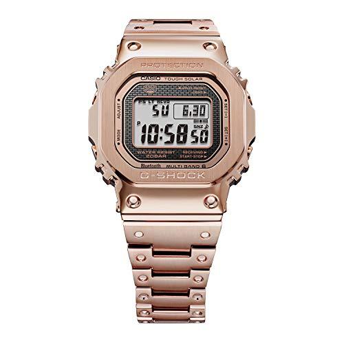 Casio G-Shock By Women's GMWB5000G-D4 Digital Watch Rose Gold