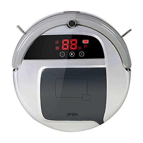 Best Price Aijin Sweeping Robot, Powerful 1000 Pa Vacuum Cleaner 600 Ml Large Dust Box, Automatic Lo...