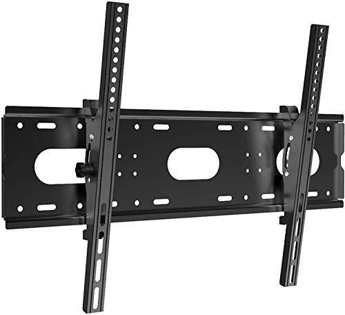 Soporte de pared para TV para la mayoría de pantallas planas LED LCD OLED de plasma de 42 a 85 pulgadas con VESA de hasta 750 x 500 mm y capacidad de carga de 99 kg
