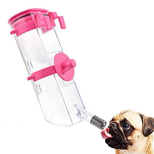 HAITOY Taza de Viaje para Mascotas al Aire Libre Botella de Agua para Perros Botellas de Agua para Perros Botellas de Agua para Conejos Botella de Agua para Viajes para Mascotas Bo