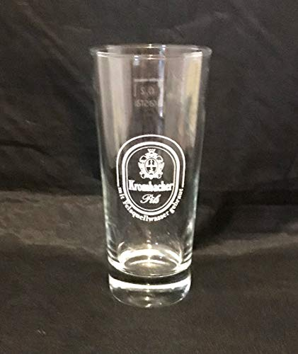 Krombacher Glas 0,2l / Biergläser/Gastro Gläser / 6er Set