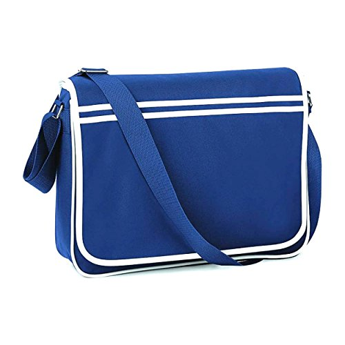 BagBase - Bandolera (4 colores) multicolor azul/blanco (roya