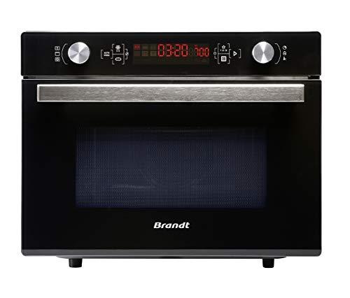 Brandt CE3610B – Four micro-ondes en pose libre – Capacité 36L – 9 Autoprogrammes préenregistrés – 900W - Noir