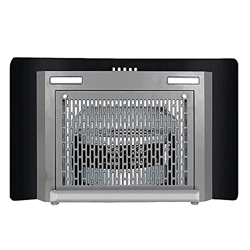 Faber 60 cm 1100 m³/hr Auto-Clean curved glass Kitchen Chimney (HOOD ACE PRO HC PB BK 60, Filterless technology, Push Button, Black)