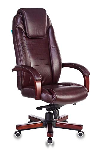HYPE Chairs Chefsessel T-9923 braun, 928332