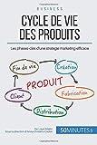 Cycle de vie des produits - Les phases-clés d'une stratégie marketing efficace