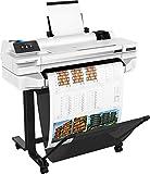 """HP DesignJet T525 - Impresora de 24"""" (HP Smart, WiFi, hasta 2400 PPP, USB 2.0)"""