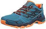 CMP – F.lli Campagnolo Zaniah Shoe, Zapatillas de Trail Running para Hombre, Rif Antracite 07le Multicolor, 42 EU