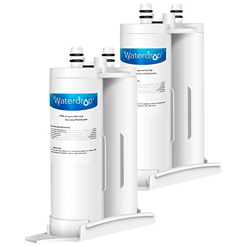 Waterdrop PureSource2 Water Filter, Compatible with WF2CB, NGFC2000, FC100, Kenmore 9916, 469916, EWF2CBPA, 1004-42-FA, Pack of 2