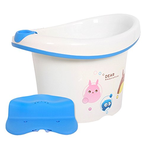 Best Buy! Peekaboo Deluxe Baby Bathing Tub Set (Includes a chair and a toy)