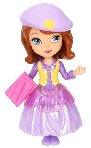 Disney poupée princesse Sofia the first 8cm Buttercup