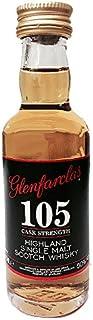 Glenfarclas 105 Cask Strength Single Malt Whisky Miniatur 5 cl
