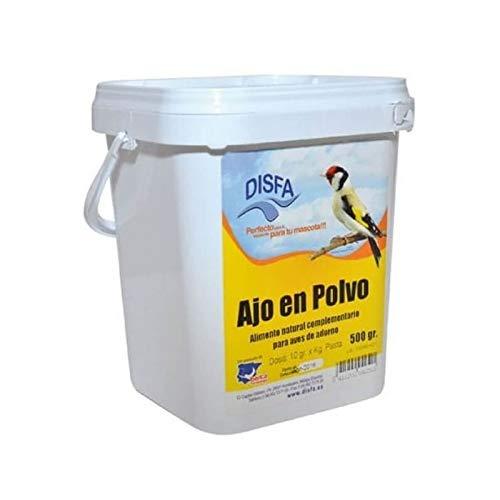 IBERICA DE ORNITOLOGÍA AJO EN Polvo DISFA 500 GR