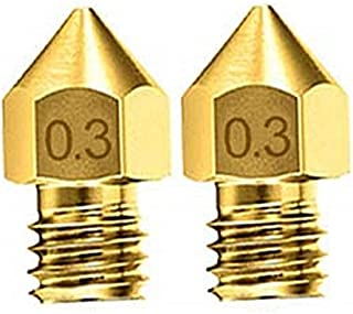 MK8 Extruder Nozzle 0.3mm