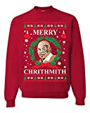 Merry Chrithmith Mike Tyson Ugly Christmas Sweater...