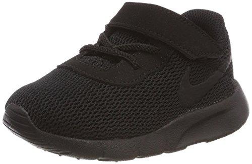 Nike Unisex-Kinder Tanjun (TD) Laufschuhe, Schwarz (Black/Black 001), 26 EU