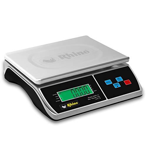Báscula 10kg  marca RHINO