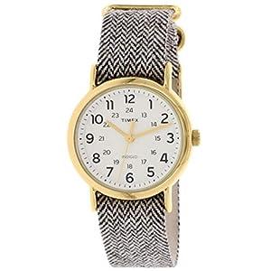 Timex Reloj Analógico para Mujer de Cuarzo con Correa en Ninguno TW2P71900
