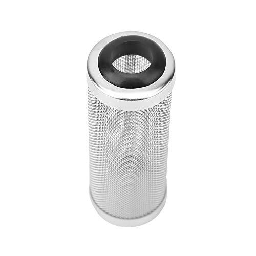 HEEPDD Caja de Red de Filtro, Filtro de Malla, Filtro, Filtro de Malla de Acuario Inicio(Small 12mm Inner Diameter)