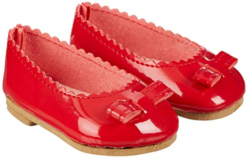 Lieveheersbeestje - handvat van rood leer aanvullingen, kleur jurk om zelf vorm te geven (commercieel speelgoed Maripe sl 1)