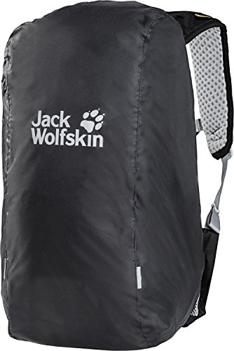 Jack Wolfskin Unisex– Erwachsene Regenhülle-8002731 Regenhülle, Phantom, One Size