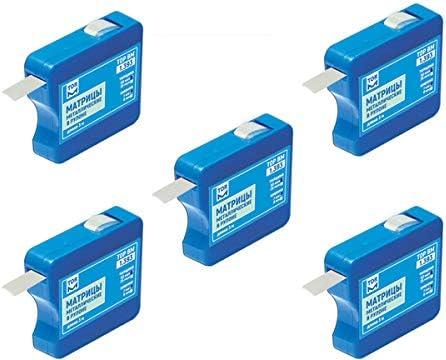1.393 Dental Metal Striproll 7 Max 54% OFF Max 73% OFF pack wide 5 mm