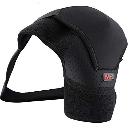PaDiik Verstellbarer atmungsaktiver Schulterschutz und Schutzgurt