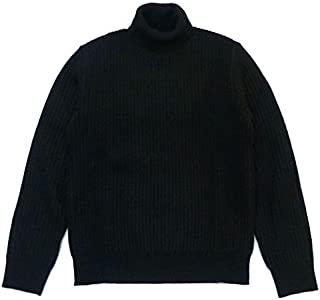 WACKO MARIA<ワコマリア>/TURTLE NECK SWEATER(タートルネックセーター)/ブラック