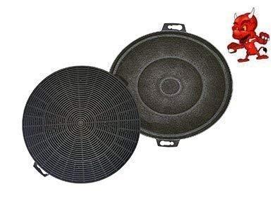 Filtre à charbon actif Filtre Filtre à charbon pour hotte Hotte Bosch silvancé Eredi tion, dke635a01
