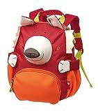 SIGIKID 24919 Rucksack Fuchs Bags Mädchen und Jungen Kinderrucksack empfohlen ab 2 Jahren rot