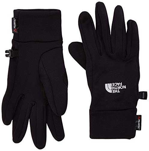 The North Face Unisex Handschuhe Power Stretch, tnf black, M, 0032546259635