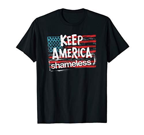 Shameless Trash Land T Shirt