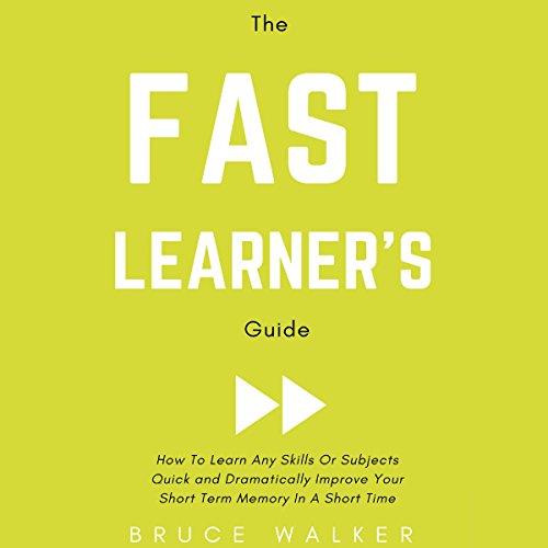 The Fast Learner's Guide audiobook cover art