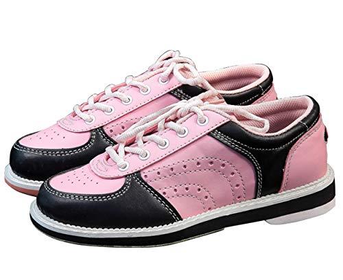CS Synthetik Leder Bowling Schuhe für Damen Jugend Kinder und Mädchen