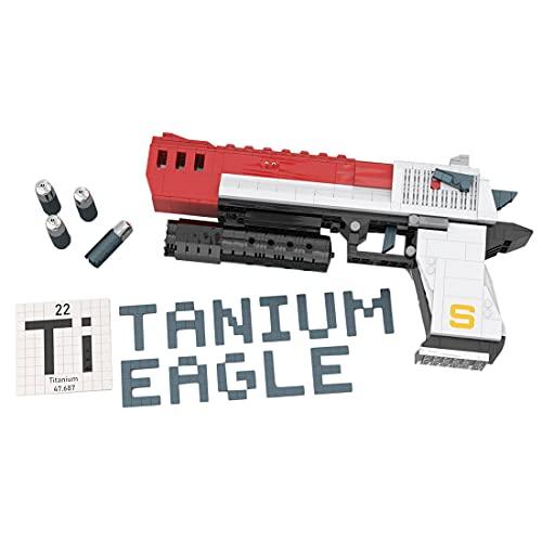 Myste Juego de construcción de rifle técnico, 673 piezas,