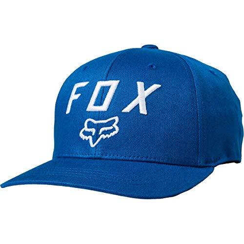 Fox Racing Mens Legacy Moth 110 Snapback, Royal Blue, One Size