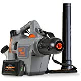 SuperHandy Leaf Blower Disinfectant Fogger Machine Cordless with Battery Charger 2-in-1 Electric DC 48V 1 Gal Capacity Handheld Mist Duster