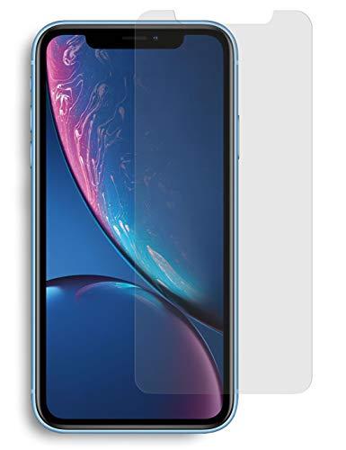 MyGadget Panzerglas 9H Folie [Matt] Entspiegelt für Apple iPhone XR / 11 - Schutzfolie [Hüllen kompatibel] Bildschirm Schutz Glasfolie Bildschirmschutzfolie