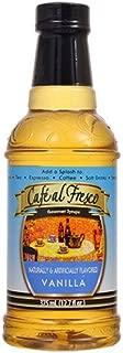 Cafe al Fresco - Gourmet Vanilla Coffee Syrup, 12.7-oz. Bottles