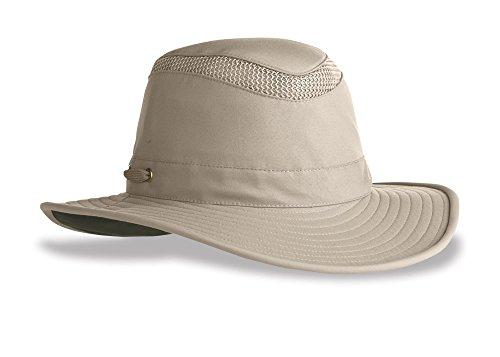 Tilley Mens Ltm6 Airflo Hat, Khaki/Olive, 71/4
