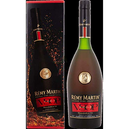Remy Martin VSOP Mature Cask Finish Frosted Glas Design 40,00% 0,70 Liter