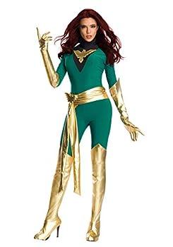Premium Marvel Jean Grey Phoenix Womens Costume Medium
