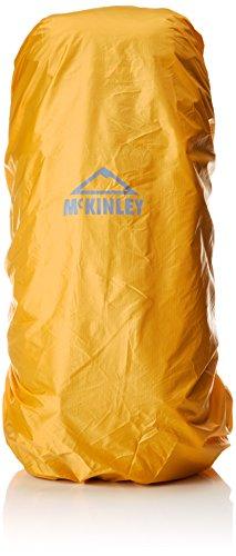 McKINLEY Rucksack-Regenhülle, Gelb, M