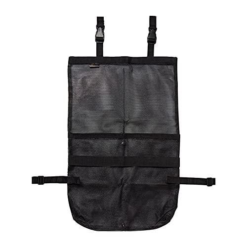 Bolsa de cilindro de oxígeno dual negro accesorios para silla de ruedas bolsa de almacenamiento de tanque