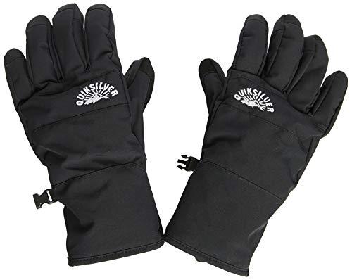 Quiksilver EQYHN03127 Gants de Ski/Snowboard Homme, Black, FR (Taille Fabricant : XL)