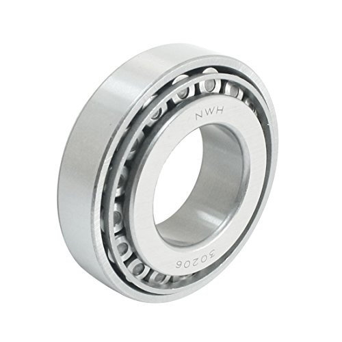 sourcingmap® Industrielle 30206 Rollende Radlager Kegelrollenlager 30mmx62mmx17,25mm de de