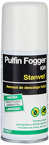 Stangest Pulfin Fogger Insecticida Ambiental - 150 ml